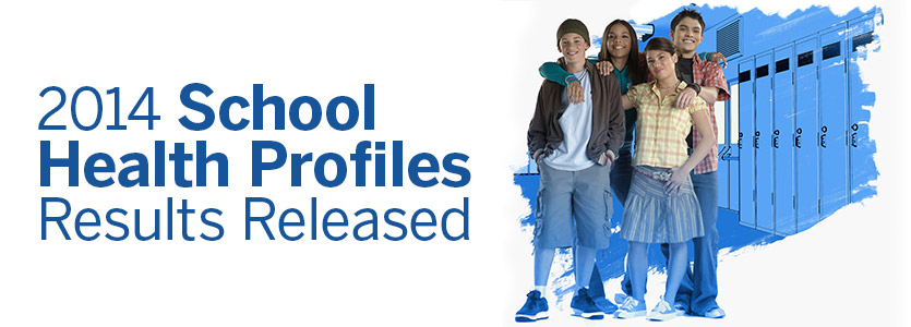 2014 School Health Profiles Released