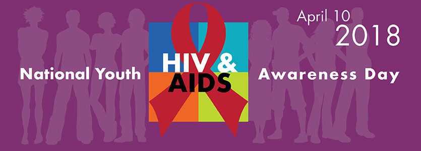 National Youth HIV AIDS Awareness Day is April 10