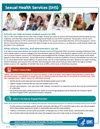 Sexual Health Services (SHS) Fact Sheet