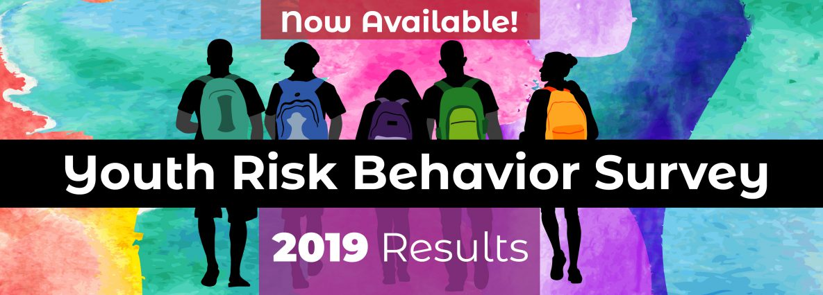 Available: 2019 Youth Risk Behavior Survey Results