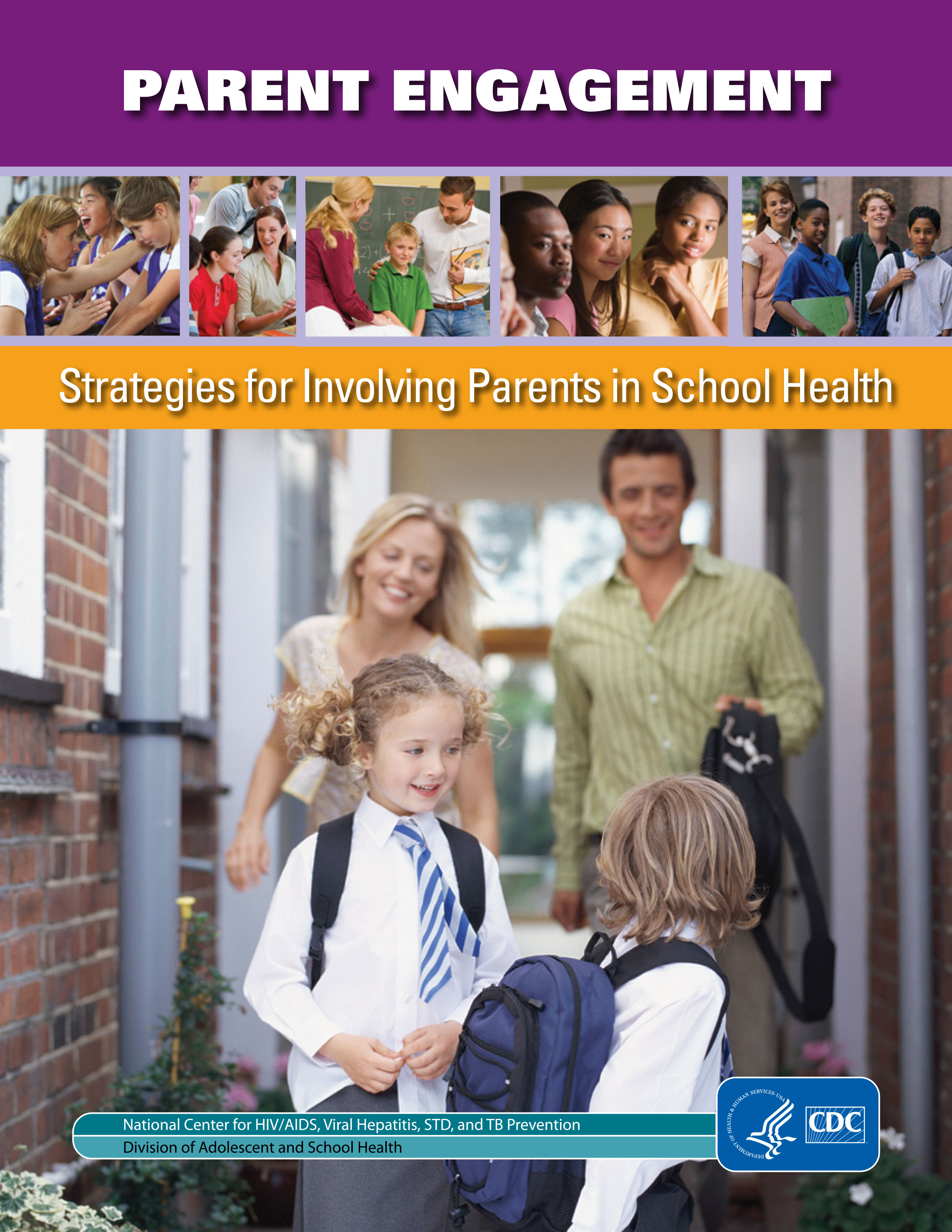 Cover of Parent Engagement Strategy Guide