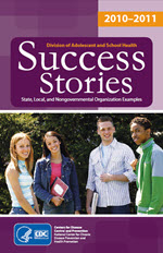 2010-2011 Success Stories boolket cover