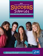 2012 Success Stories booklet cover