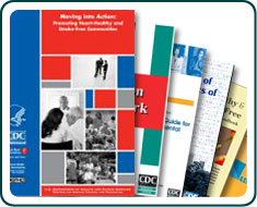 Covers of various DHDSP products.