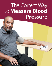 The Correct Way to Measure Blood Pressure