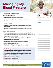 Managing My Blood Pressure