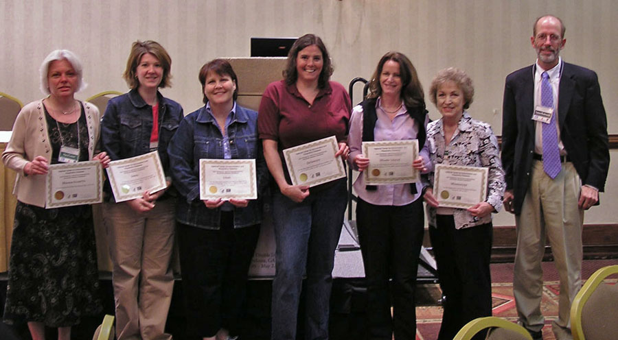 2007 Perinatal Hepatitis B Program Award Recipients