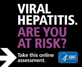Viral Hepatitis. Are you at risk? Take this online assessment.
