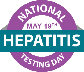 National Hepatitis Testing Day - May 19th