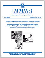 MMWR cover