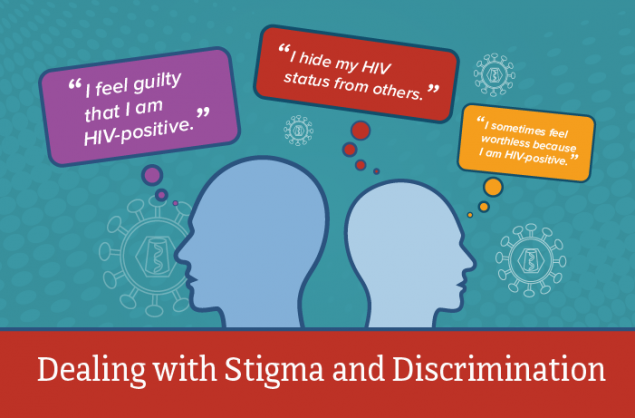 Dealing with Stigma and Discrimination