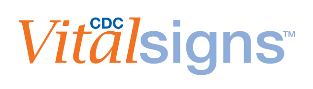 CDC Vital Signs logo