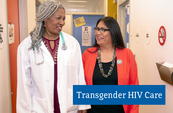 Transgender HIV Care - Transforming Health