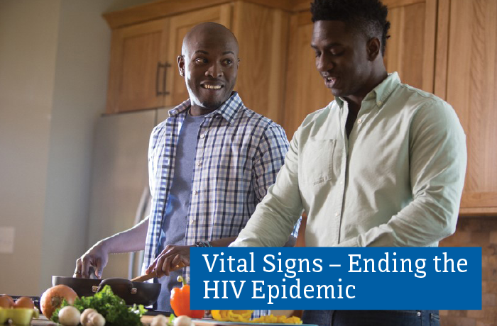 Vital Signs - Ending the HIV Epidemic