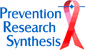 Prevention Research Synthesis logo