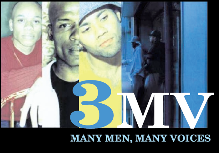 3MV: Many Men, Many Voices