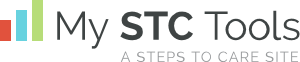 My STC Tools - a STEPS to Care site
