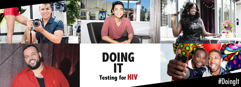 Doing it Testing for HIV
