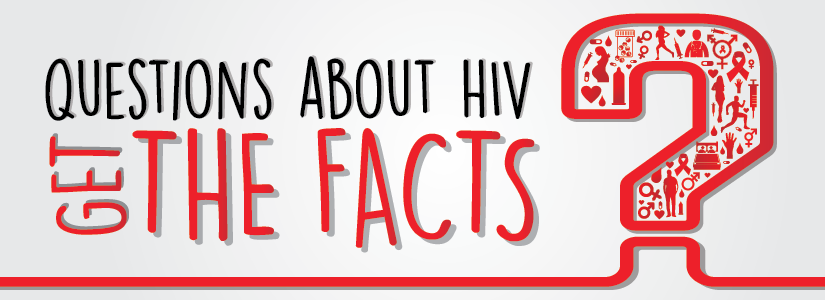 Questions about HIV? Get The Facts.