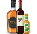 icon of alcohol