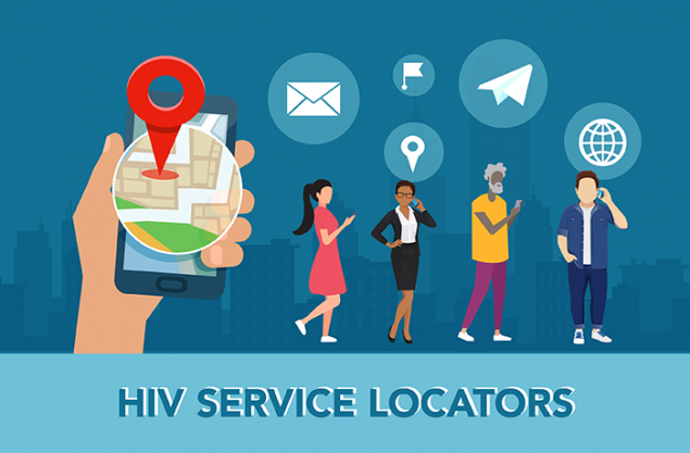 HIV Service Locators