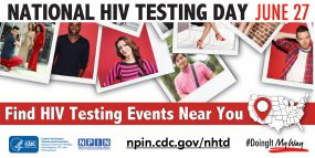 National Testing Day June 27, 2019 - Find HIV Testing Events Near You