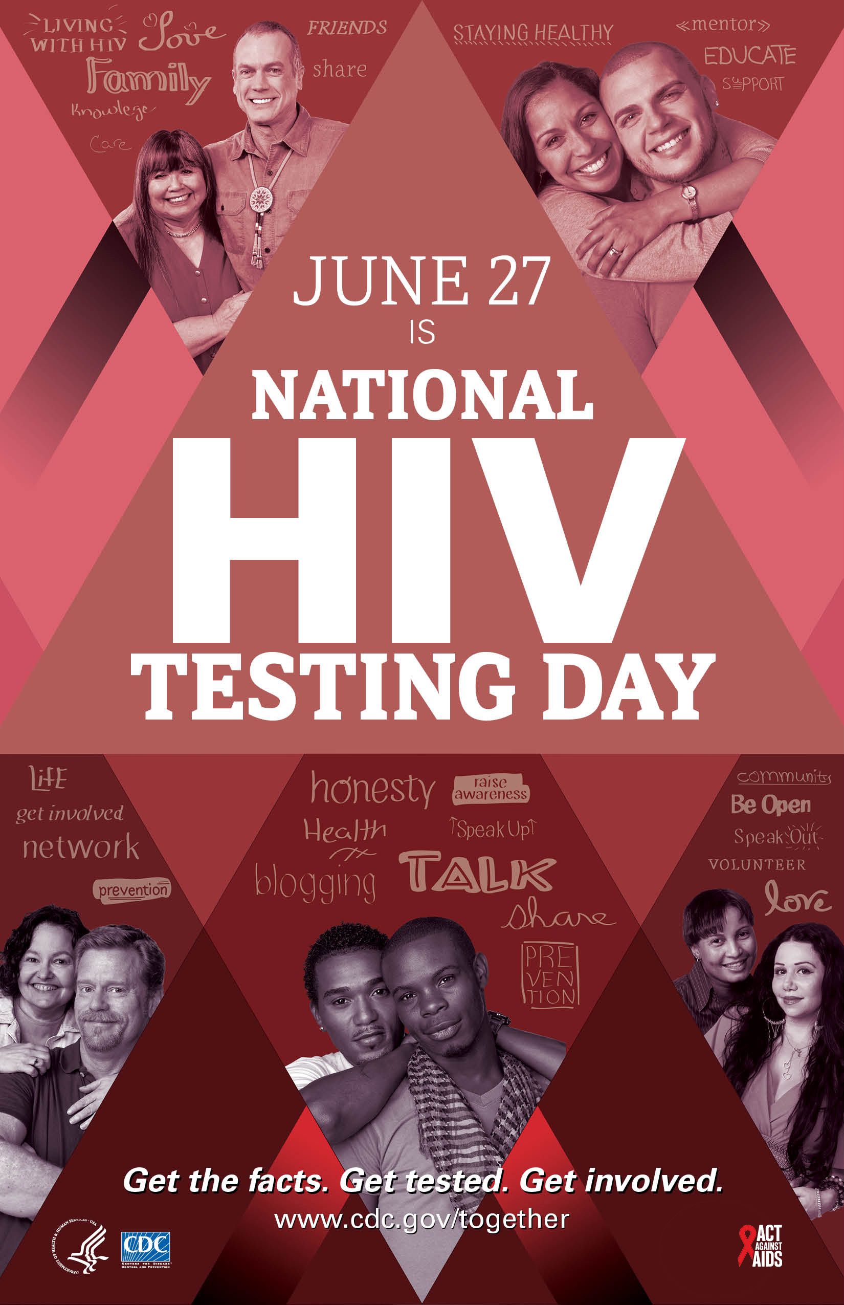 National HIV Testing Day | Awareness Days | Resource ...