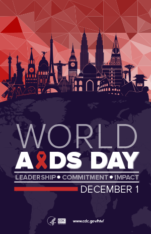 World AIDS Day 2016 poster thumbnail