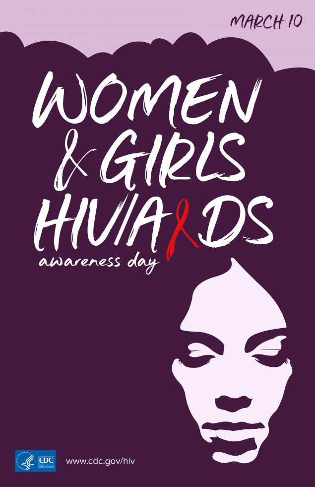 Women and Girls HIV/AIDS Awareness  Day - March 10