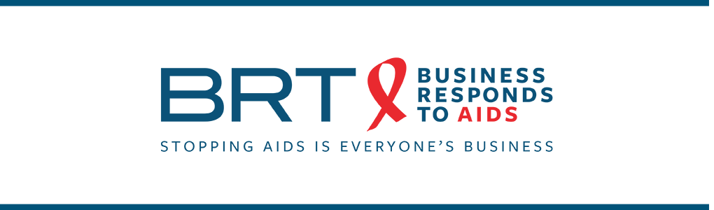 BRTA: Business Responds To AIDS. Stopping AIDS is everyone's business.