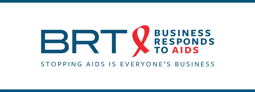 BRTA, Business Responds To AIDS. Stopping AIDS is everyone's business.