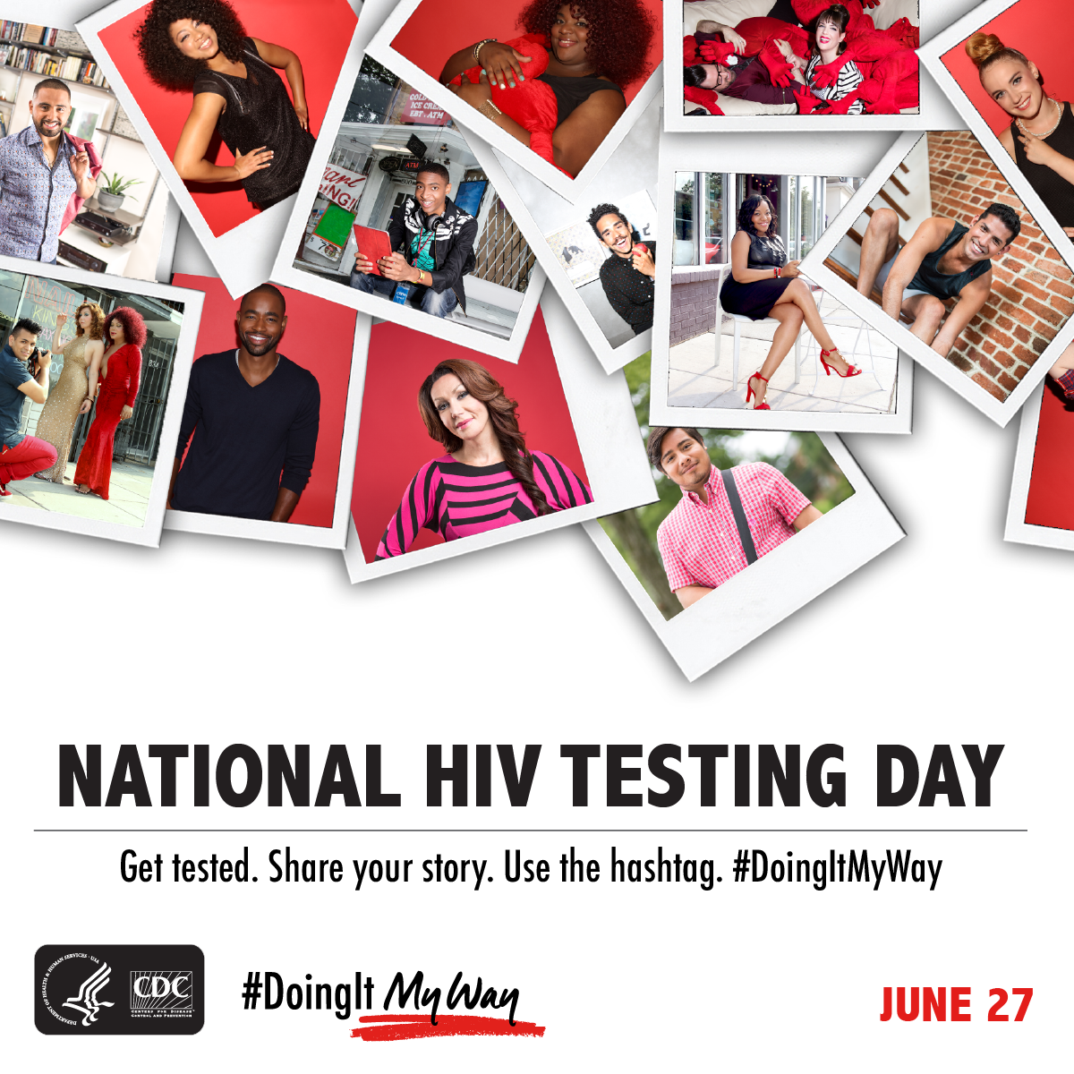 National HIV Testing Day | Awareness Days | Resource Library | HIV ...