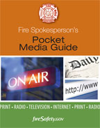 Fire Safety Pocket Guide