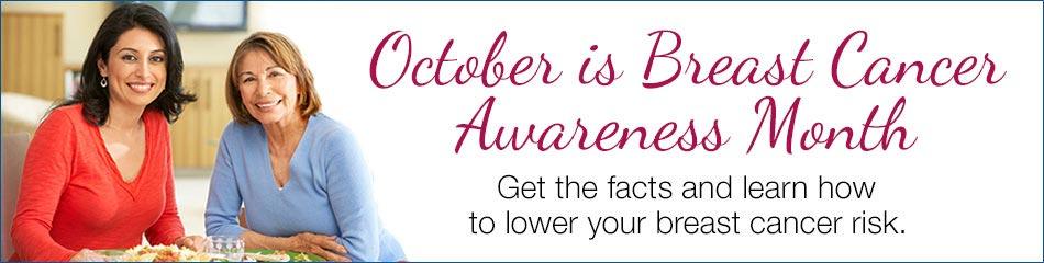 Concientización sobre el cáncer de mama