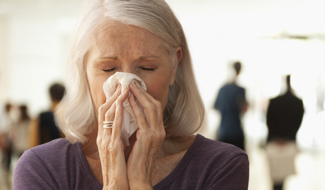 Preventative Steps for Flu
