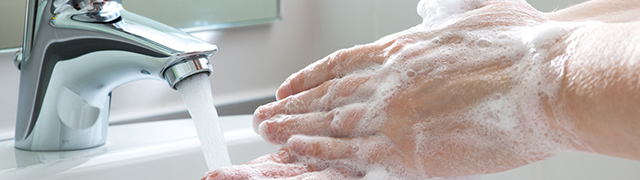 Learn how and when to wash your hands toprotect yourself and others from getting sick.