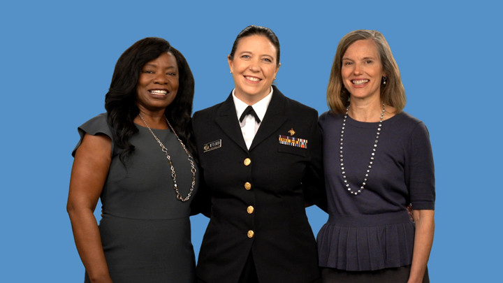 Meet CDC Nurses