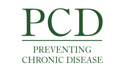 Preventing Chronic Disease Journal