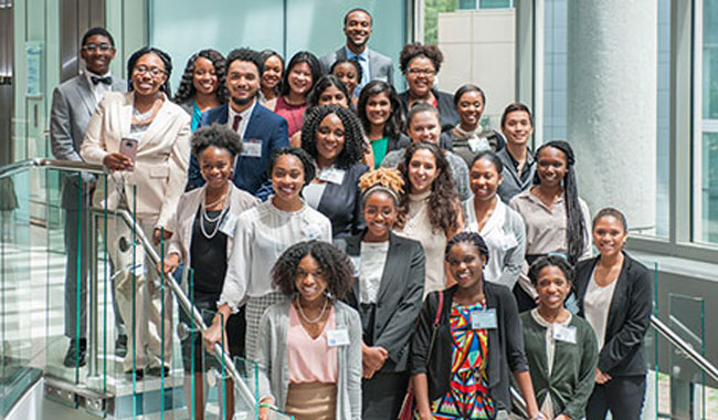 group of CDC Public Health Scholars