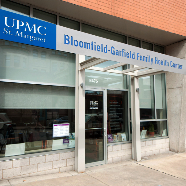 University of Pittsburgh Medical Center— St. Margaret Bloomfield Garfield Family Health Center