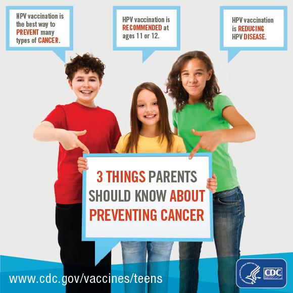 HPV | 3 Things Parents Need to Know | Human Papillomavirus ...