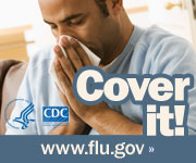 Swine Flu Information link to CDC.gov