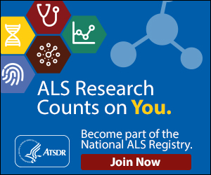 ALS Research Counts on You. Become part of the National ALS Registry. Join Now.