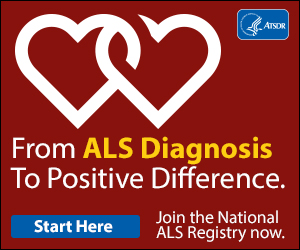 From ALS Diagnosis to Positive Difference. Join the National ALS Registry Now.