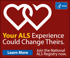 Your ALS Experience Could Change Theirs. Join the National ALS Registry Now.