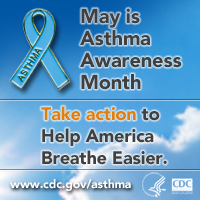 May is Asthma Awareness Month — Take action to Help America 