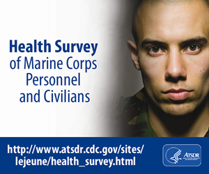 Health Survey of Marine Corps Personnel and Civilians. Link: http://www.atsdr.cdc.gov/sites/lejeune/health_survey.html?s_cid=c-lejeune-001-bb