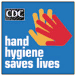 Hand hygiene saves lives