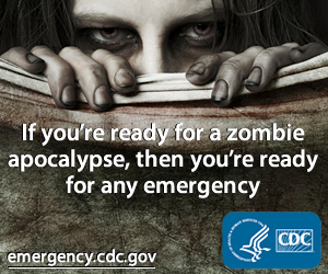 zombies2 300x250 The Government CDC Wants to Prepare You for the Zombie Apocalypse!