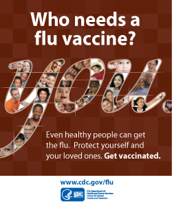 Learn about Who Needs A Flu Vaccine.<br />http://www.cdc.gov/flu/protect/whoshouldvax.htm